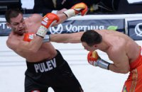 Бой Кличко – Пулев в десятке лучших поединков на HBO в этом году