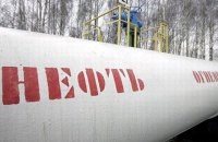 Цена на нефть за полчаса упала на доллар