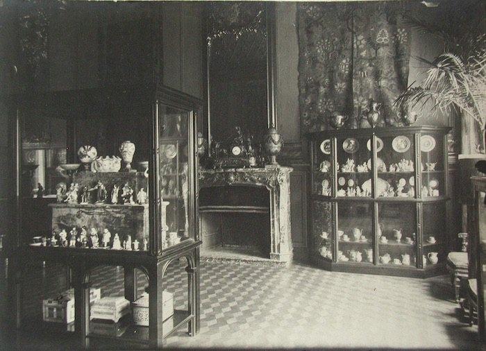 «Золотий кабінет» Музею Ханенків. 1919