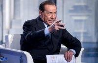 Ексголова уряду Італії Берлусконі захворів на коронавірус