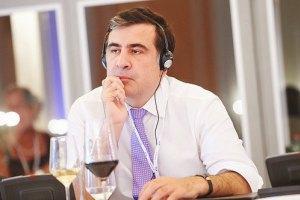 Саакашвили прибыл в Киев