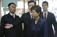 Екс-президент Південної Кореї отримала ще вісім років в'язниці за розтрату і втручання у вибори