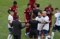 Сборная Аргентины стала соперником бразильцев по полуфиналу Копа Америка-2019