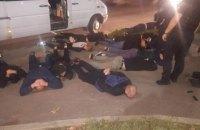 В Одессе задержали 14 человек, причастных к ночной стрельбе