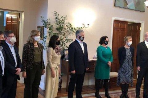 Послы стран Большой семерки призвали к продолжению реформ, которые обеспечат устойчивость Украины