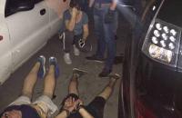 В Киеве поймали трех торговцев оружием