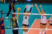 Україна невдало стартувала на жіночому чемпіонаті Європи з волейболу