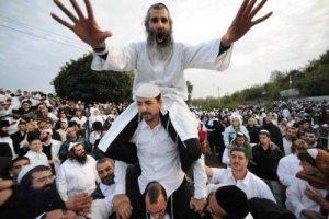 Ізраїль відправить до Умані своїх поліцейських разом із хасидами