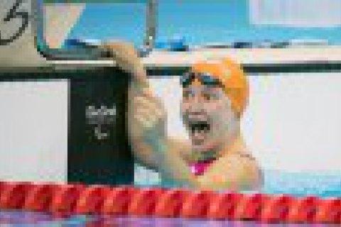 Українські спортсмени виграли 12 медалей у четвертий день Паралімпіади