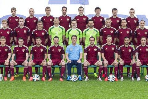 ЗМІ: ФІФА підозрює гравців збірної Росії увживанні допінгу наЧС