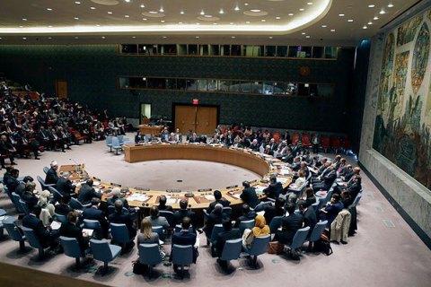 Новая Зеландия представила в Совбезе ООН свою резолюцию по Сирии