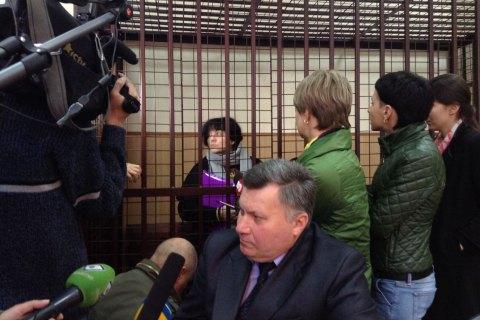"""Терористку """"Терезу"""" засуджено до 11 років в'язниці"""
