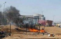 ЄС закликав створити в Судані цивільний уряд