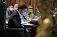 Офис президента переложил на Минздрав обязанность поставки лекарств и оборудования для борьбы с COVID-19