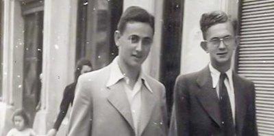 «Пауль Целан. Біографія юності поета» Ізраеля Халфена. Уривок