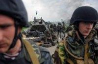 Міноборони: солдати-строковики не беруть участі в АТО