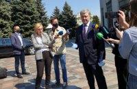 Другу партію південнокорейських захисних костюмів доставлено в Україну, - Порошенко