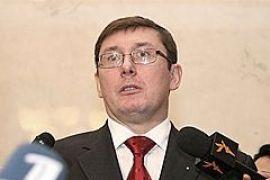 Луценко проверит всех желающих голосовать на дому