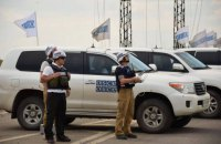 У Донецьку п'яний бойовик кинув молоток у спостерігачів ОБСЄ