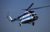 Украинский вертолет поднялся на рекордную высоту