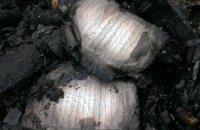В Крыму снова горела мечеть