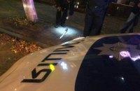 У Кременчуці поліцейські затримали чоловіка з мечем