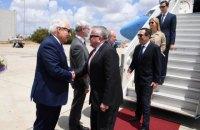 На открытие посольства США в Иерусалиме прибыла дочь Трампа и ее муж