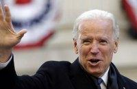 Байден погодився стати кандидатом на пост президента США