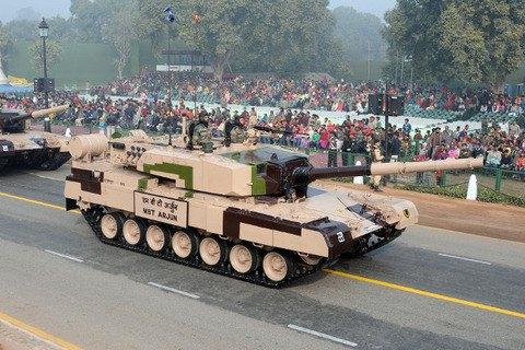 Украинский ОПК привлекут к созданию нового танка для Индии