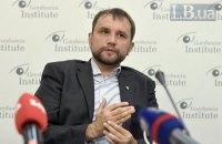 """Вятрович назвал обвинения Бужанского """"обычными голословными политическими заявлениями одиозного политика"""""""