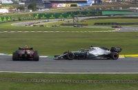 В Формуле-1 стюарды лишили Хэмилтона подиума Гран-При Бразилии