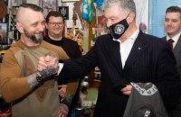 Порошенко зустрівся з Антоненком