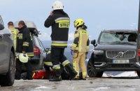 На горнолыжном курорте в Польше из-за падения крыши погибли двое людей