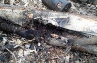 На прикарпатской лесопилке в стволе дерева нашли мину времен Второй мировой войны