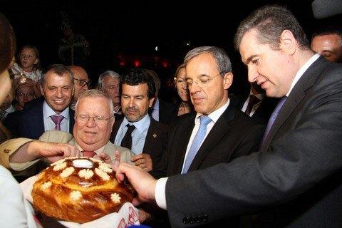 Одиннадцать французских парламентариев приехали в Крым (обновлено)
