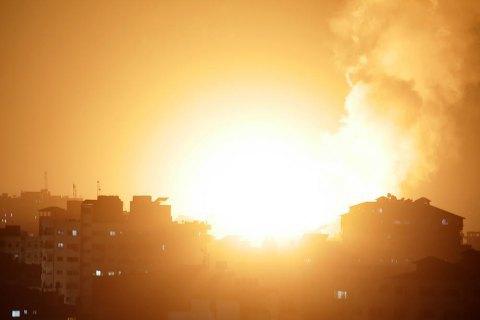 Армия Израиля атаковала систему туннелей ХАМАСа в секторе Газа