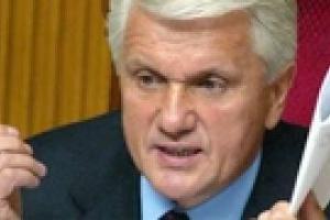 В случае блокирования Рады Литвин не будет подписывать ветированные законы