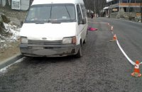 В Яремче автомобиль сбил насмерть 4-летнего ребенка на тротуаре