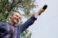 """Вакарчук создал партию """"Голос"""" для участия в парламентских выборах"""