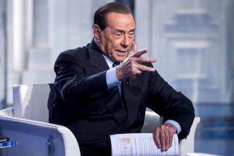 Экс-глава правительства Италии Берлускони заболел коронавирусом