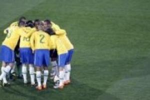 ЧМ-2010: Бразилия обыграла КНДР