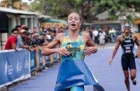 Украинка Елистратова выиграла общий зачет Кубка Европы по триатлону