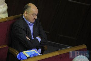 """Табалов-старший сел в Раде среди """"регионалов"""" и сдал свою карточку"""