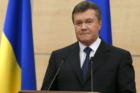 Янукович признал, что просил Путина ввести войска в Украину