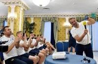 Зеленський знову подзвонив українській збірній: думайте лише про перемогу