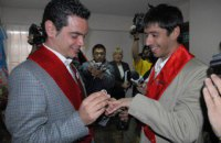 В Словении впервые будет заключен однополый брак
