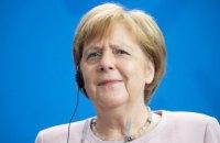 Меркель у Парижі проведе двосторонні зустрічі з Путіним і Зеленським