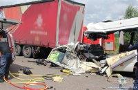 Полиция установила всех погибших в ДТП под Житомиром