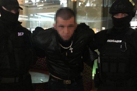 В центре Харькова задержали пятерых участников банды, требовавших у бизнесмена $700 тыс.
