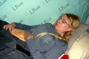 Тюремщики ответили на обвинения европейцев в избиении Тимошенко